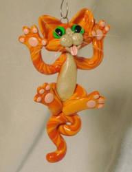 Rude Kitty by sandrabong
