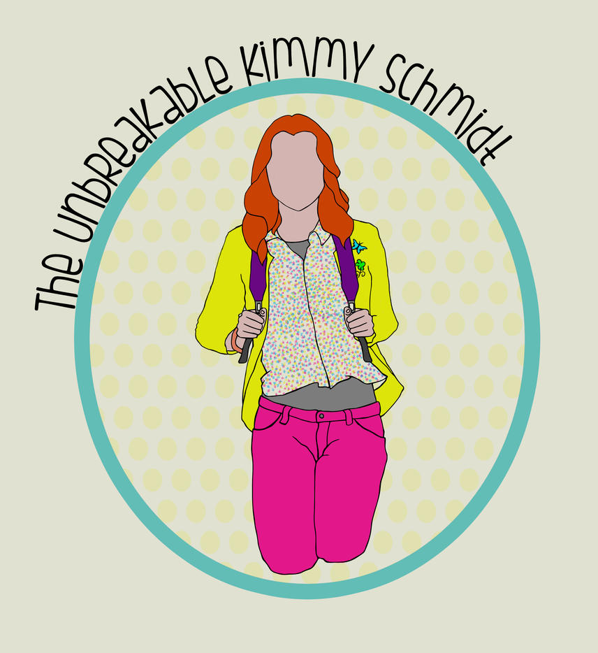 The Unbreakable Kimmy Schmidt by zepher171