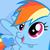 Cute but lol by RainbowDashREAL