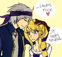 Locke and Maria by DemonKikyo