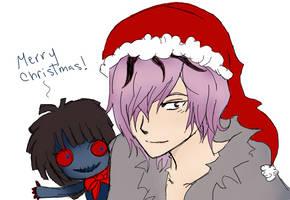 Garry Christmas by DemonKikyo