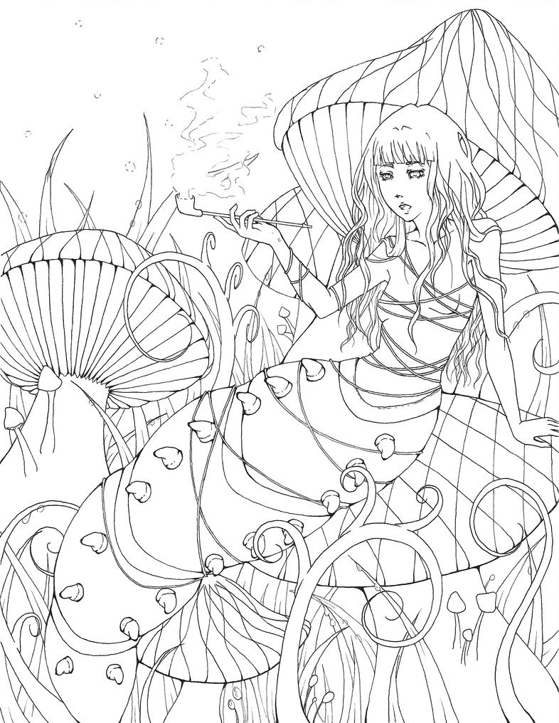 Line Art Xl 2010 : Aiw caterpillar line art by chiroxsox on deviantart