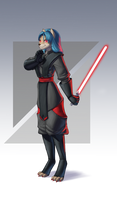 Lahere sith cosplay by faogwolf