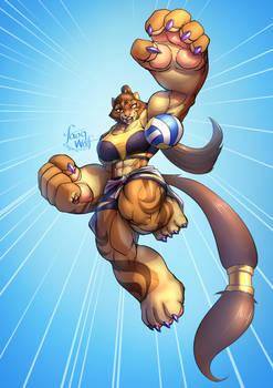 Feline friday #16 Power Spike Edition