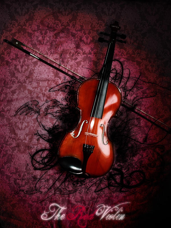 the red violin by mikedarkranger on deviantart