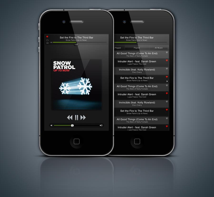 Music Player Tutorial by App-Juice