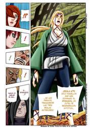 Byakugou no Jutsu - Tsunade's Will of Fire by 13mjvr