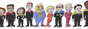Star Trek Voyager Cartoonimen
