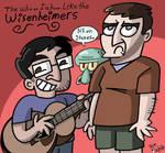 Wisenheimers Cartoonimen