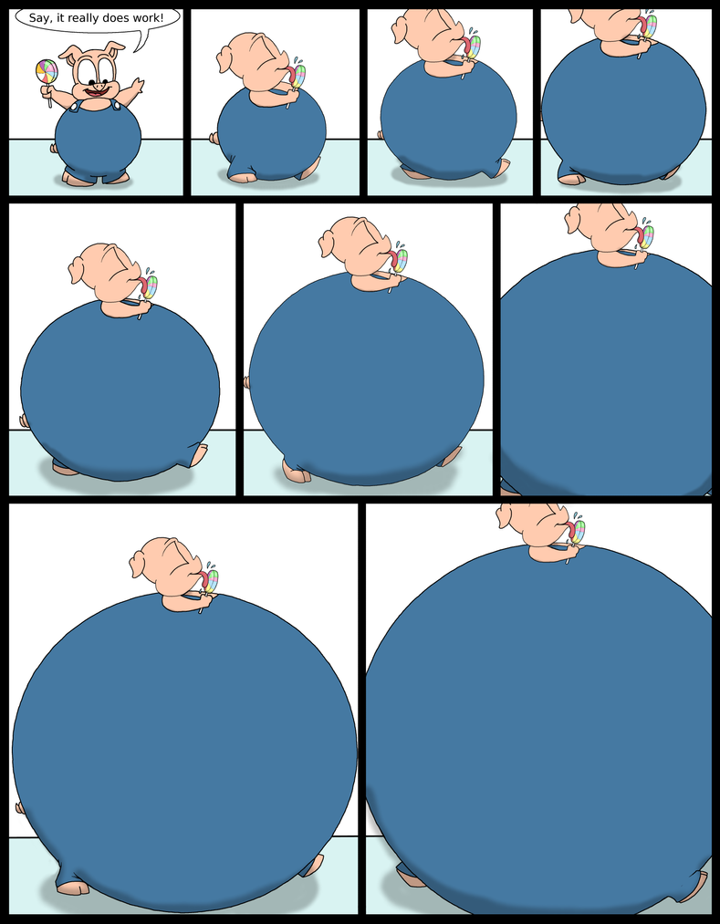 Weight Gain Comics By Pictures