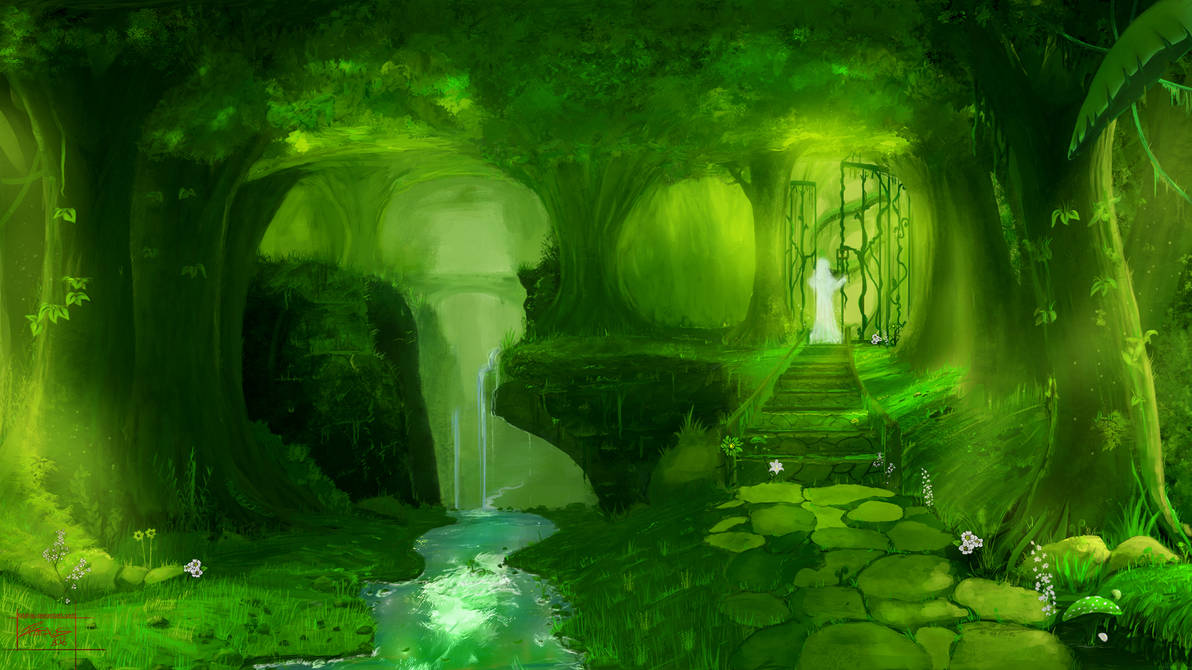 Spiritual Forest III
