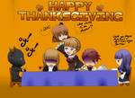 Happy Thanksgiving Umineko