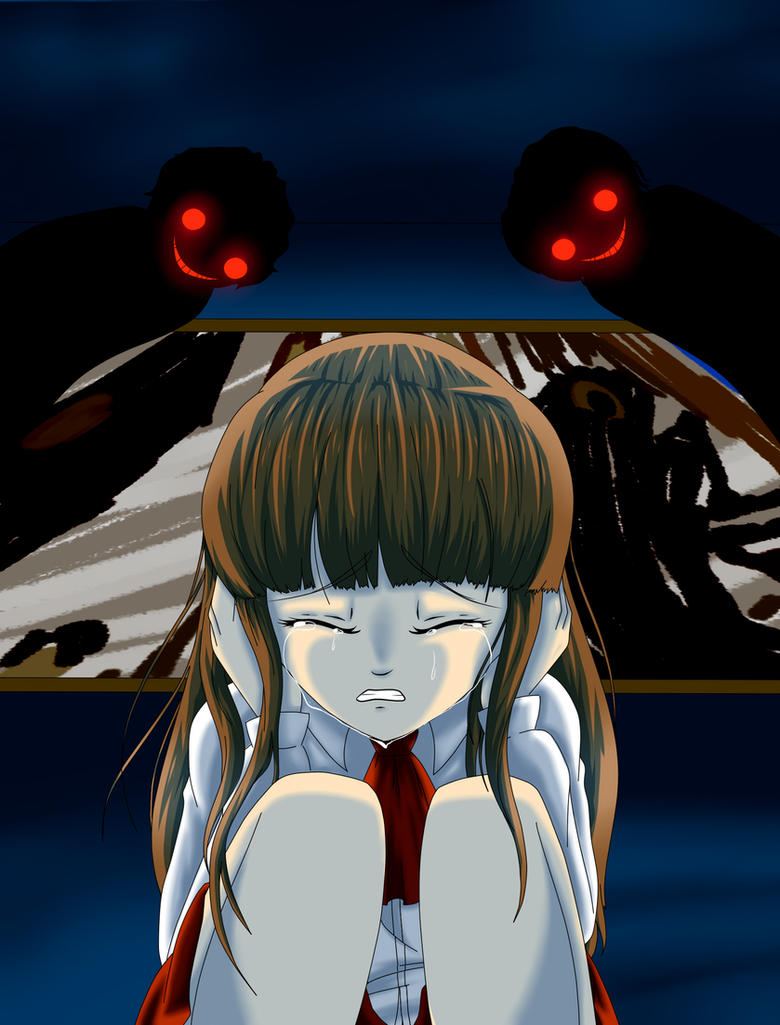 Ib all alone by yamon-venzli
