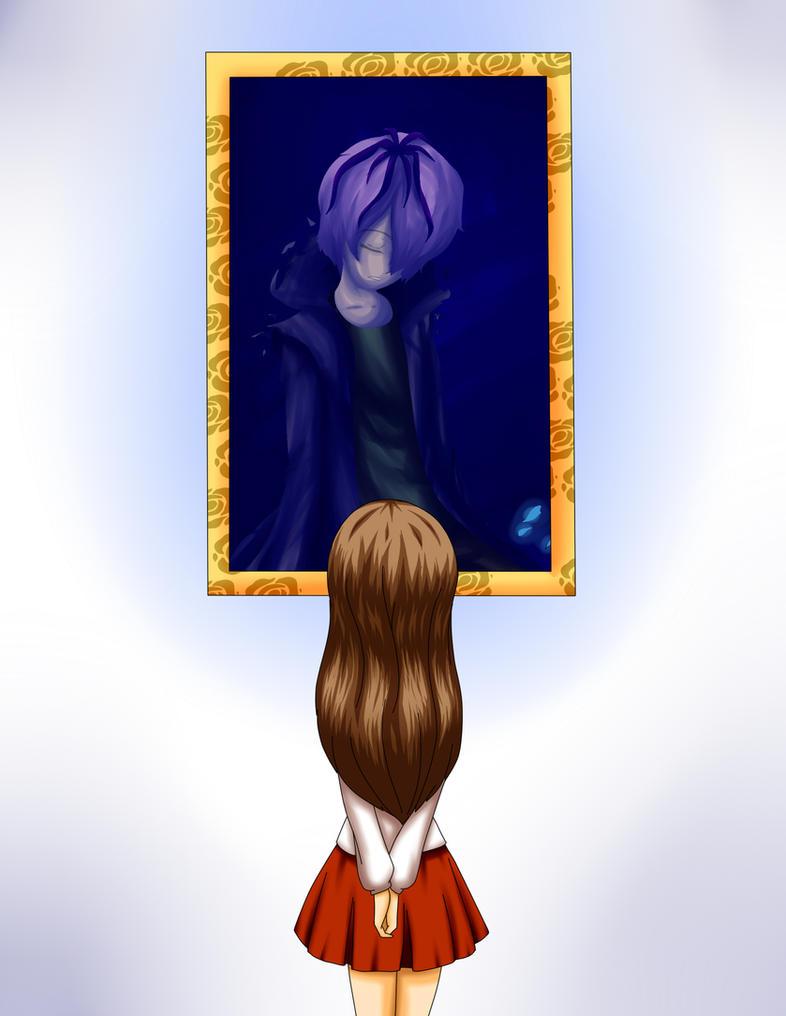 The Forgotten Portrait by yamon-venzli