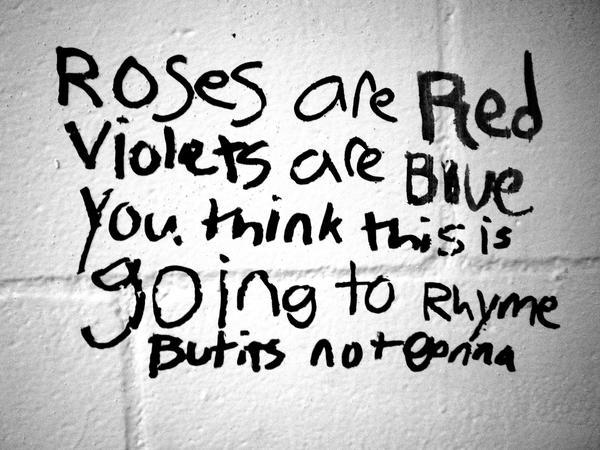 Bathroom Poetry By Aeris On DeviantArt - Bathroom poetry