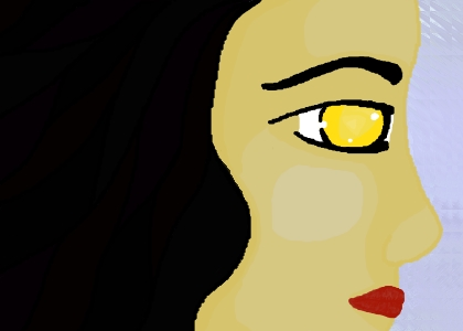 Golden Eye by YamiNoHon