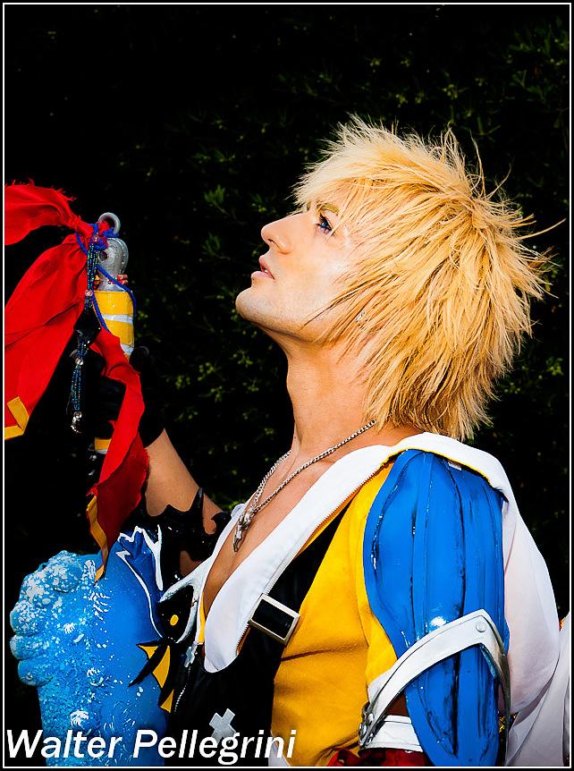 Final Fantasy X Tidus - Fleeting Dream by LeonChiroCosplayArt