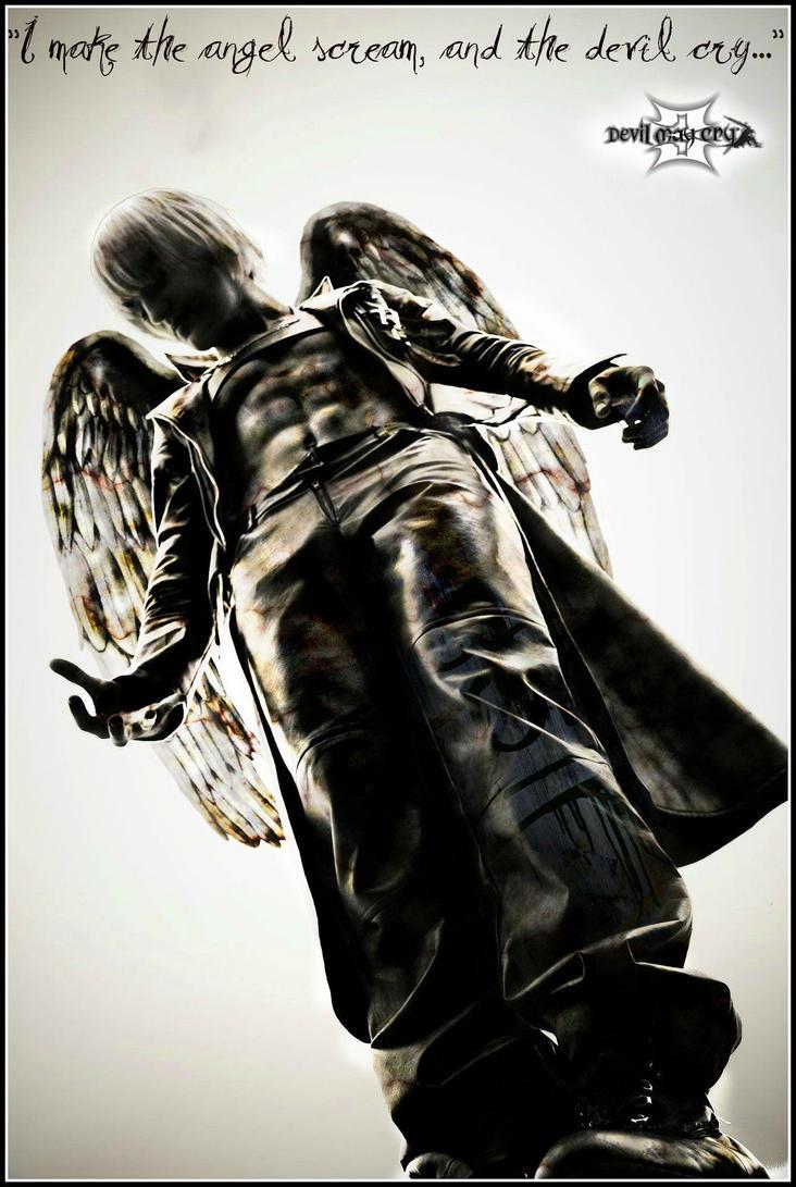 Dante Cosplay by Leon Chiro - Angels Screaming by LeonChiroCosplayArt