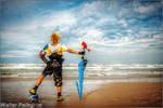 Leon Chiro as Tidus Final Fantasy X - Last Chance