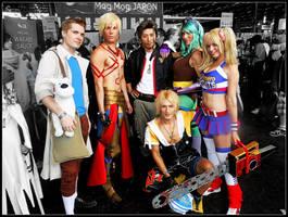Japan Expo 2012 Best Memories -Cosplay is Friendsh by LeonChiroCosplayArt