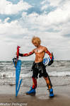 Tidus - Dissidia012 Cosplay \ Silence before Storm