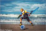 Ready, Set, Go! - Tidus Cosplay by Leon Chiro