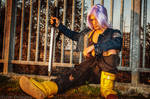 Future Trunks - DragonBall Z Cosplay by Leon Chiro