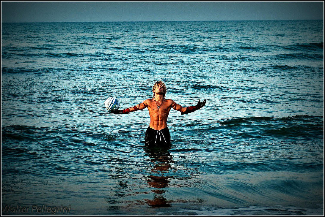 Tidus Cosplay - Water is my Element by Leon Chiro by LeonChiroCosplayArt