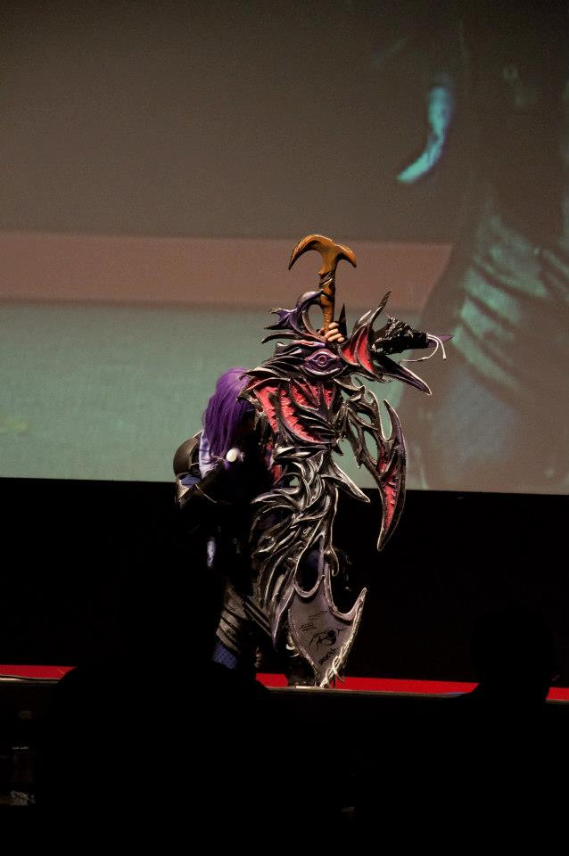 Caius Ballad - Romics 2012 Contest Preview by LeonChiroCosplayArt