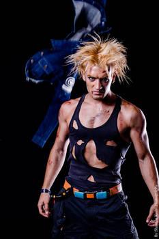 Super Saiyan Future Trunks Fury Cosplay by Leon