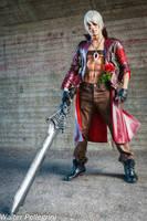 Dante - The Trickster Devil(Preview) by Leon Chiro by LeonChiroCosplayArt