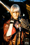 Devil's Smile - Devil May Cry Cosplay by Leon C.
