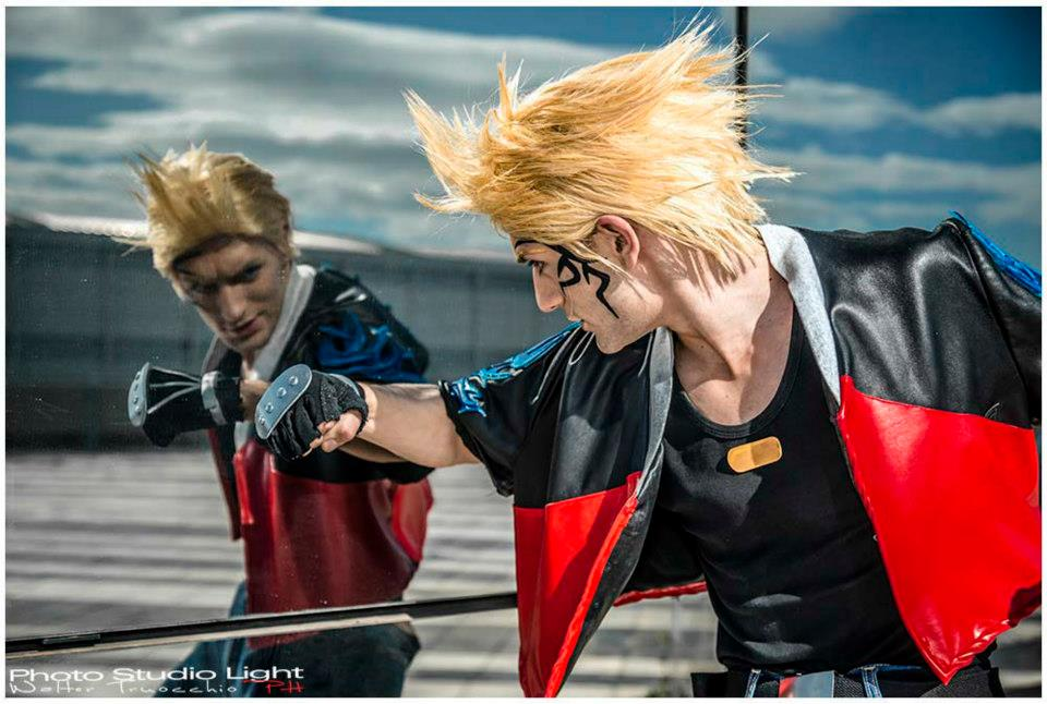 Zell Dincht Cosplay By Leon Chiro By