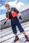 Let's GO! - Zell Dincht Cosplay by Leon Chiro