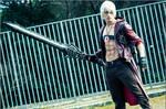 NeverEnding- Dante DMC 3 Cosplay by Leon Chiro