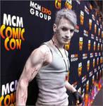 Dante - DMC Trigger Version Cosplay - MCM ComicCOn