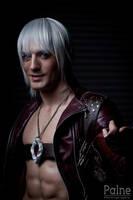 Devil May Cry Cosplay - Dante by Leon Chiro by LeonChiroCosplayArt