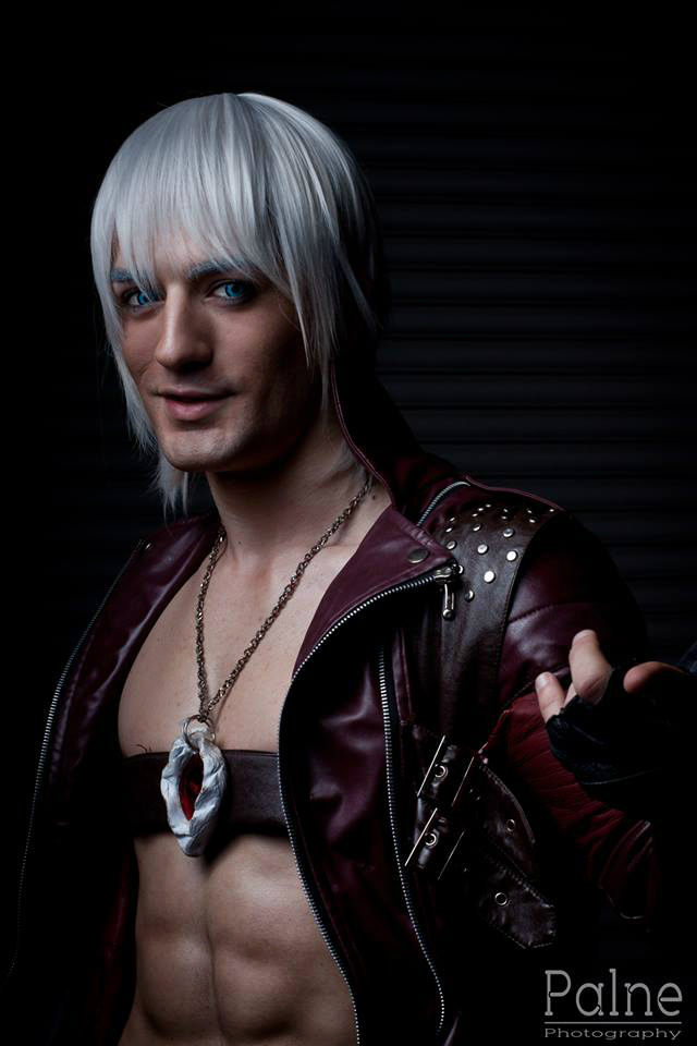 Devil May Cry Cosplay - Dante by Leon Chiro by LeonChiroCosplayArt