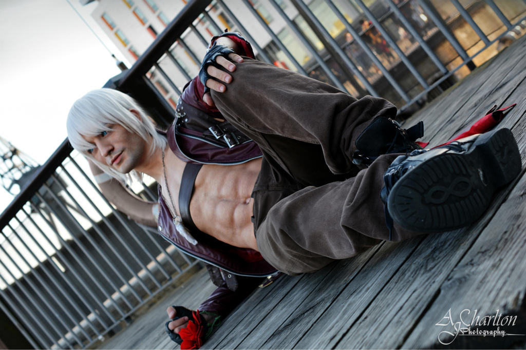 Devil May Relax - Dante Cosplay by Leon Chiro by LeonChiroCosplayArt