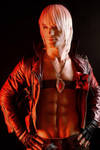 Taste The Blood - Dante - Devil May Cry 3 Cosplay