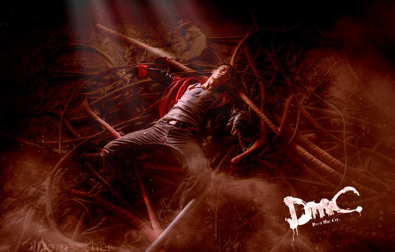Never Surrender - Dante DmC Cosplay by Leon Chiro by LeonChiroCosplayArt