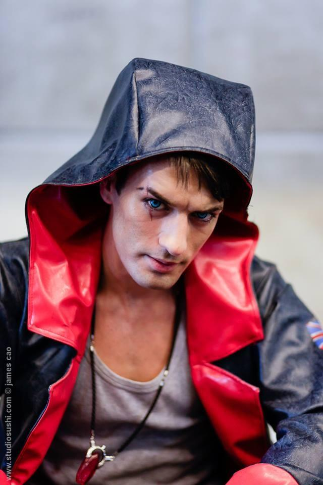 Japan Expo 2013 Memory - DmC Dante Cosplay by LeonChiroCosplayArt