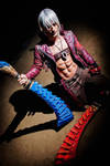 The Night is Calling - Dante Cosplay Devil May Cry