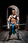 Jann Lee Cosplay - Ready to Fight by Leon Chiro