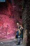 Warrior Waiting - Jann Lee Cosplay Dead or Alive 5