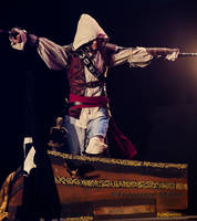 First Preview - Edward Kenway Assassin's Creed 4 by LeonChiroCosplayArt