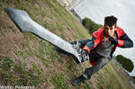 Shut up and Swallow - Dante Cosplay DmC by Leon C.