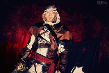 Edward Kenway - Red Shadow by Leon Chiro Cosplay