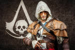 Ready to Synchronize - Edward Kenway Cosplay by LC