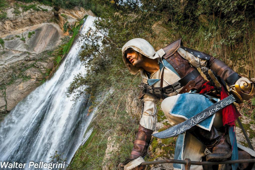 Edward Kenway, Assassin's Creed cosplay